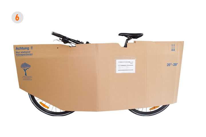 wie verpacke ich ein fahrrad f r den fahrradversand iloxx. Black Bedroom Furniture Sets. Home Design Ideas