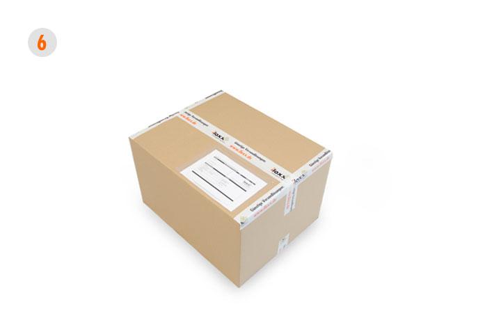wie verpacke ich ein paket verpackungstipps zum paketversand. Black Bedroom Furniture Sets. Home Design Ideas